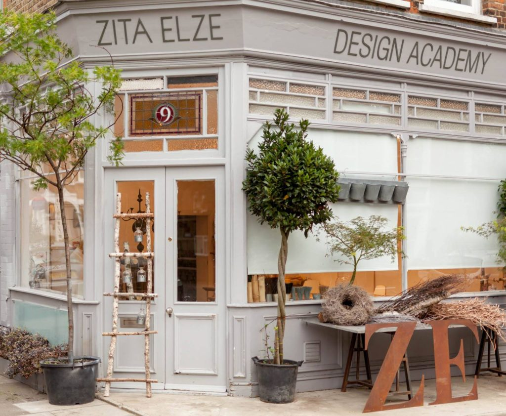 Zita Elze Design Academy Kew London