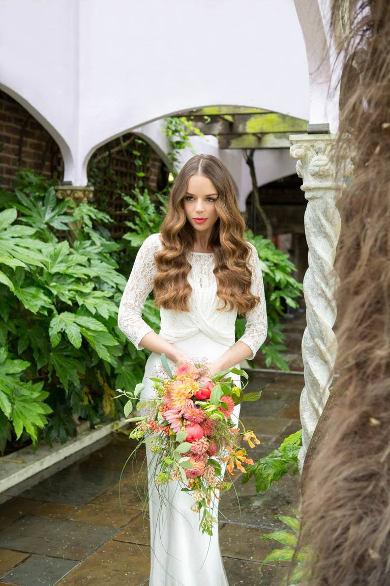 Press London Bride 2015 Zita Elze Flowers