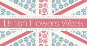British Flowers Week logo