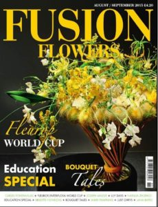 Fusion Flowers AugSep15