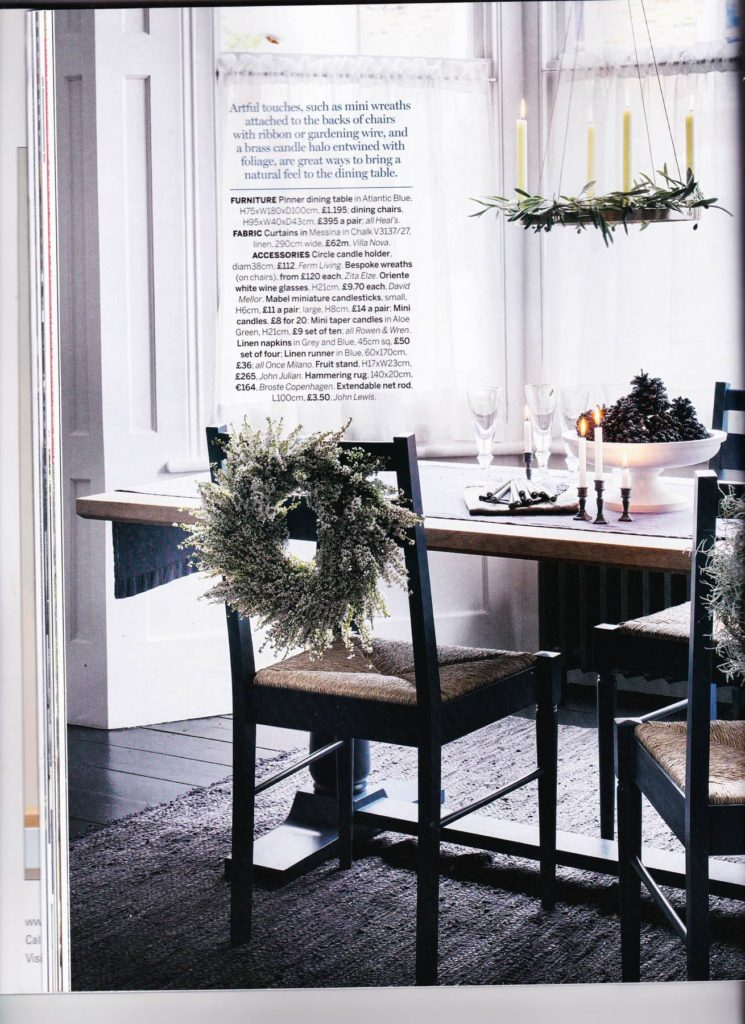 Zita Elze Homes and Gardens Xmas 15 4