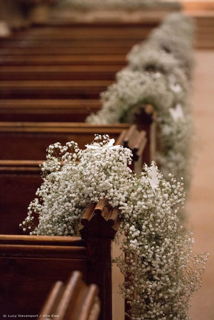 Zita Elze wedding flowers for Olivia and Benedict photo: Lucy Davenport KEW-061_wm