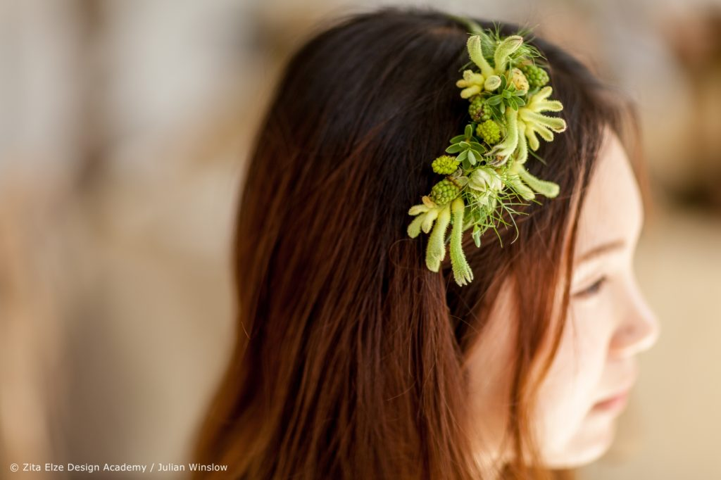 Zita Elze Design Academy Yejina Kim kangaroo paw headband photo: Julian Winslow6247_wm