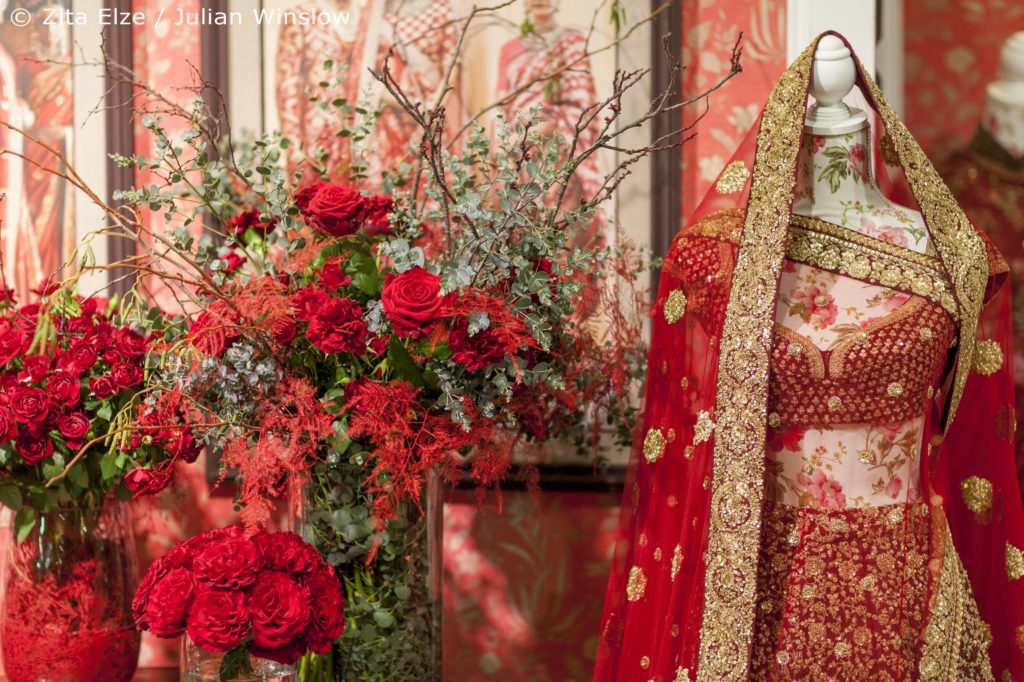 Aashni + Co Wedding Show 2016, The Dorchester, photo: Julian Winslow
