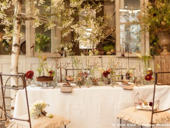 Zita Elze Design Academy Ka Young Kwon Top Table Wedding Design photo: Julian Winslow L-2246 c_wm