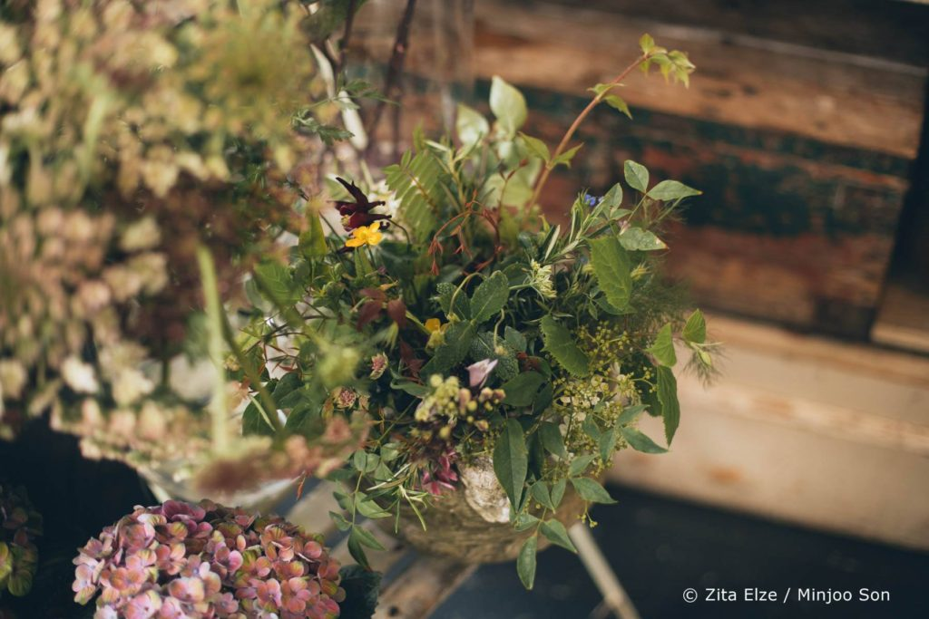 Zita Elze Flowers British Flowers Week 2017 Photo: Minjoo Son 9789