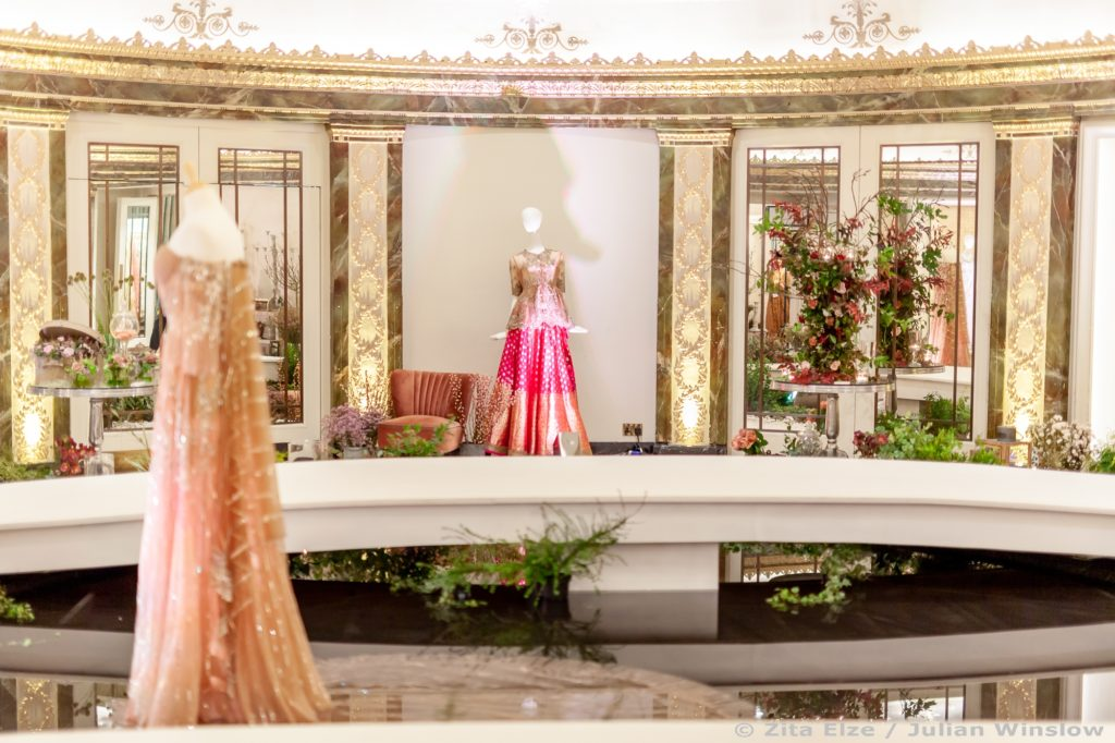 Zita Elze Aashni Wedding Show 2019 pic Julian Winslow 2994_wm
