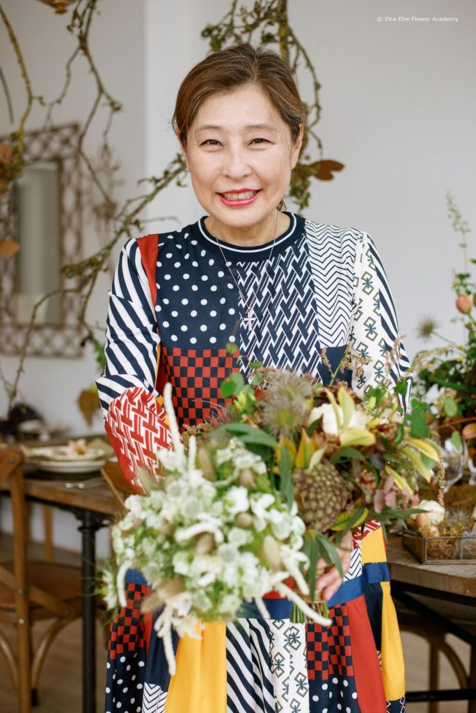 Zita Elze Flower Academy Yunkyung Lee_Wedding flowers 1 30 wm
