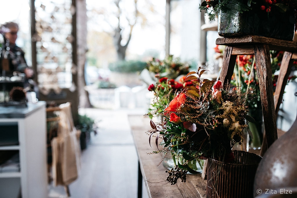Zita Elze Flower Shop Kew Christmas 2019 3432_wm