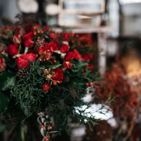 Zita Elze Flower Shop Kew Christmas 2019 3571_wm